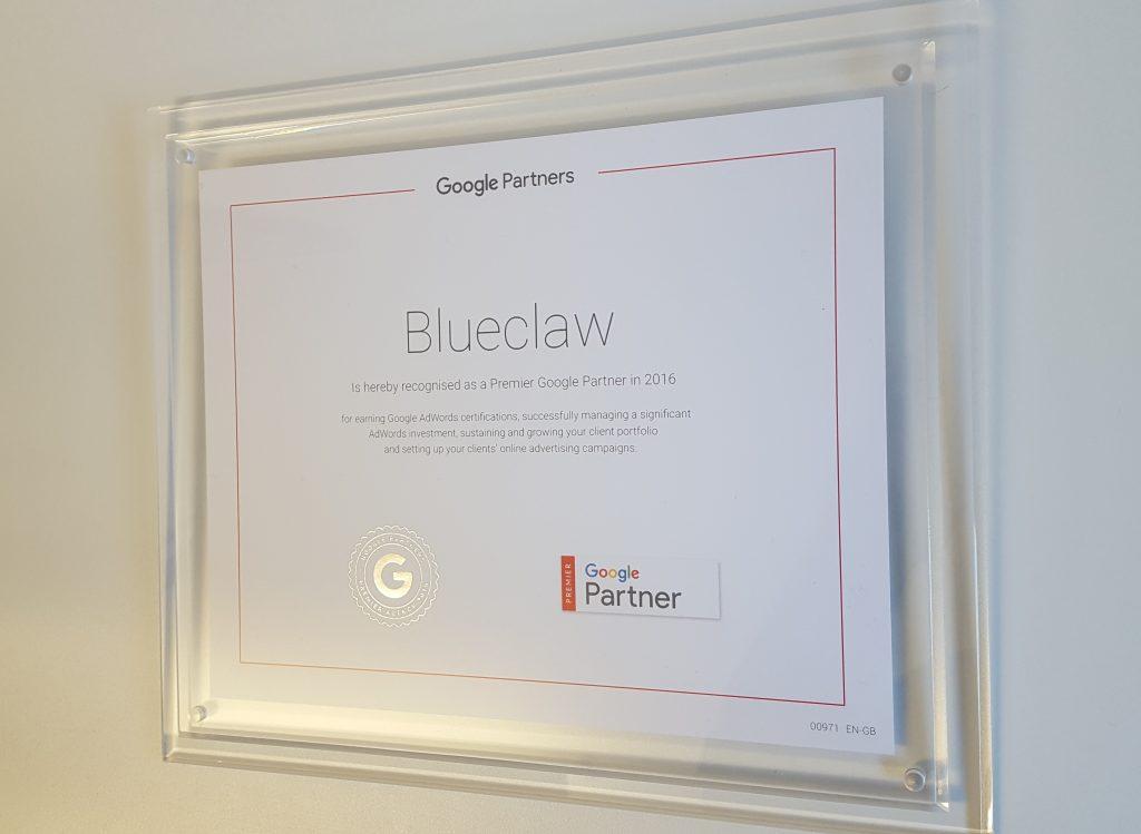 blueclaw-google-premier-partner