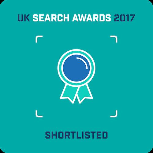 UK Search Award Nominations