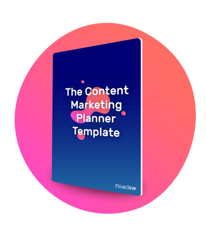 The Content Marketing Planner Template