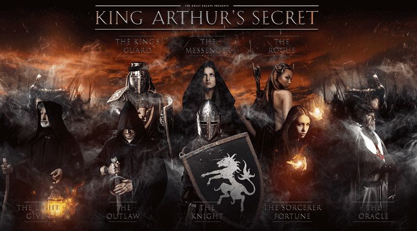 King Arthurs Secret 1