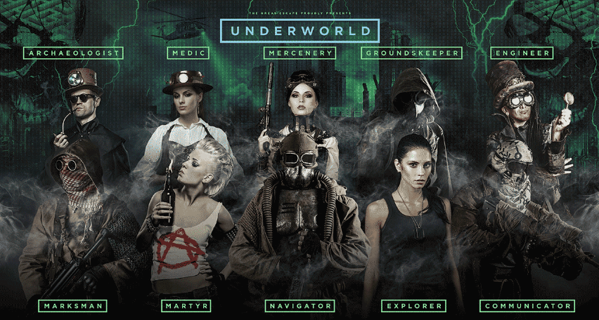 Underworld Conspiracy