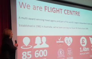 Flight Centre Leaders In Travel Irina Ginghina