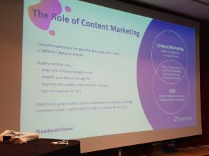 Leaders In Travel Content Marketing