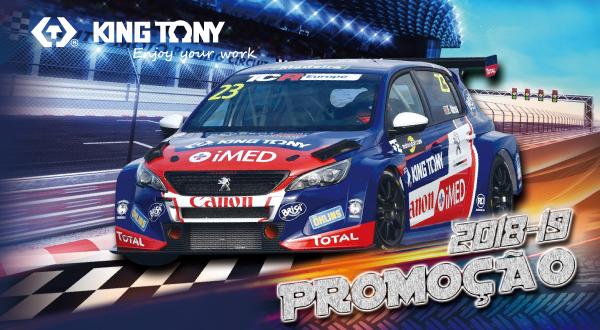 PROMOÇÃO KING TONY 2018-2019
