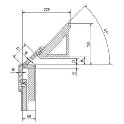 QUINADEIRA MANUAL FSBM 1020-20S2 METALLKRAFT