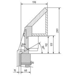 QUINADEIRA MANUAL FSBM 1270-20E METALLKRAFT
