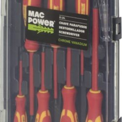 CHAVE PARAFUSOS 8UN VDE MAC POWER