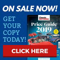 Britians top classic cars bookazine