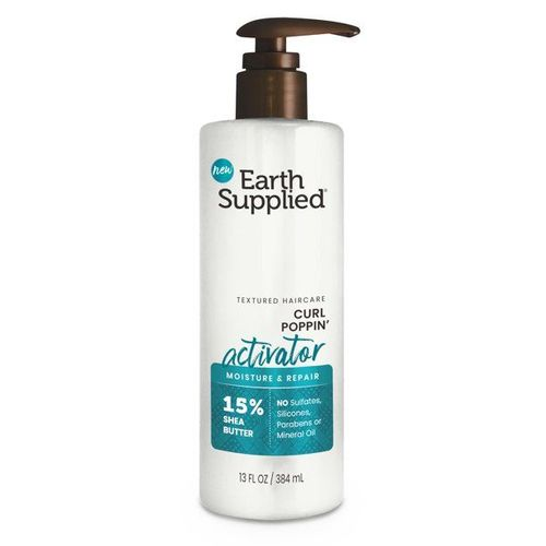 Earth Supplied Moisture & Repair Curl Poppin Activator 13oz