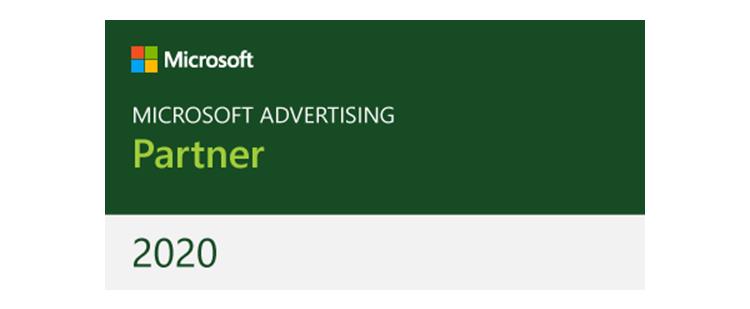 Microsoft Advertising Partner Logo 2020