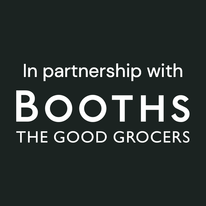 In partnership with booths - The good grocers