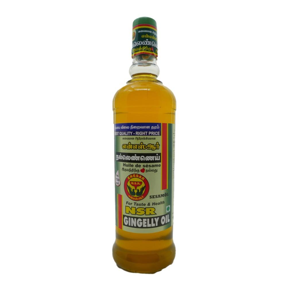 NSR NSR Gingelly Oil 750ml - £5.99
