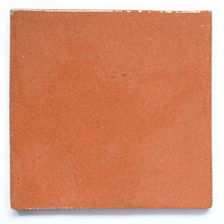 terracotta hand made wall tiles.