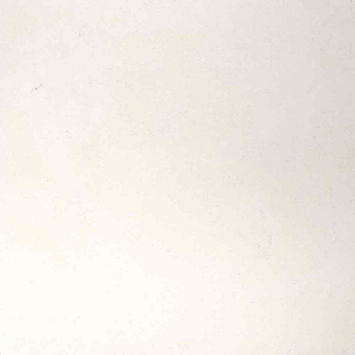 Hand made, white, encaustic floor tiles
