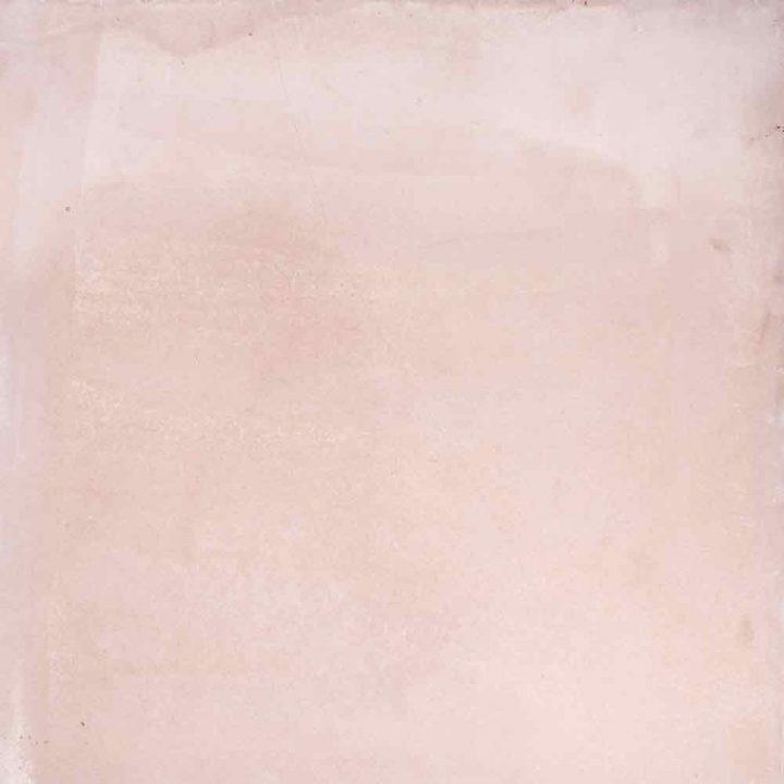 Pink hand made encaustic floor tiles