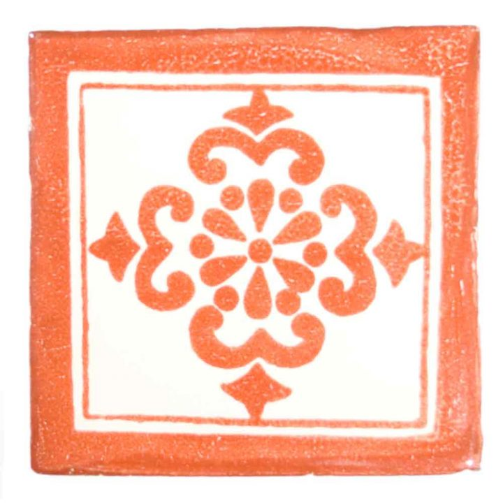 anita terracotta hand made tiles