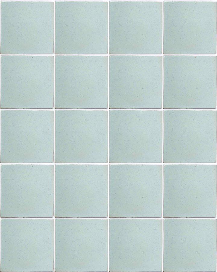 duck egg blue hand made wall tiles