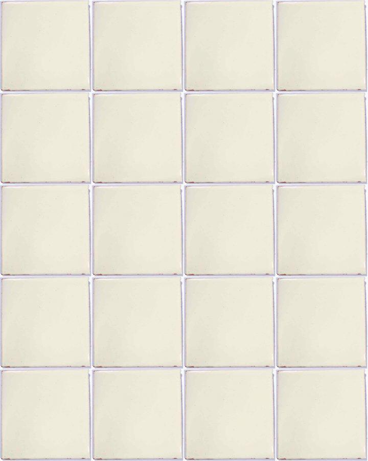 cream hand made mexican wall tiles