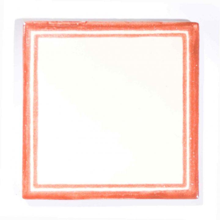 Anita terracotta hand made tiles.
