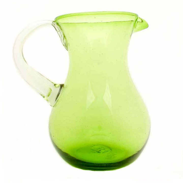 lime green pear