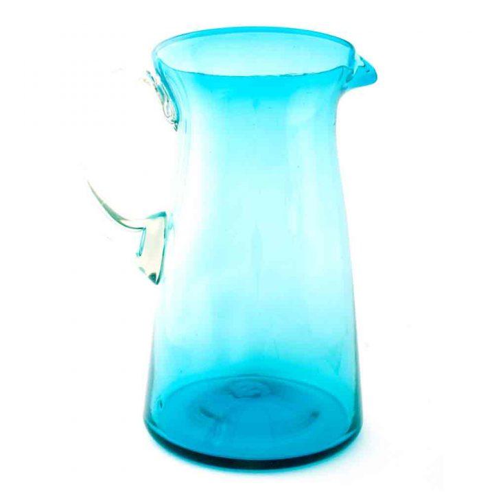 turquoise lechero jug.