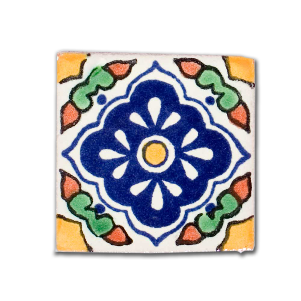 Mexican hand made decorative tiles