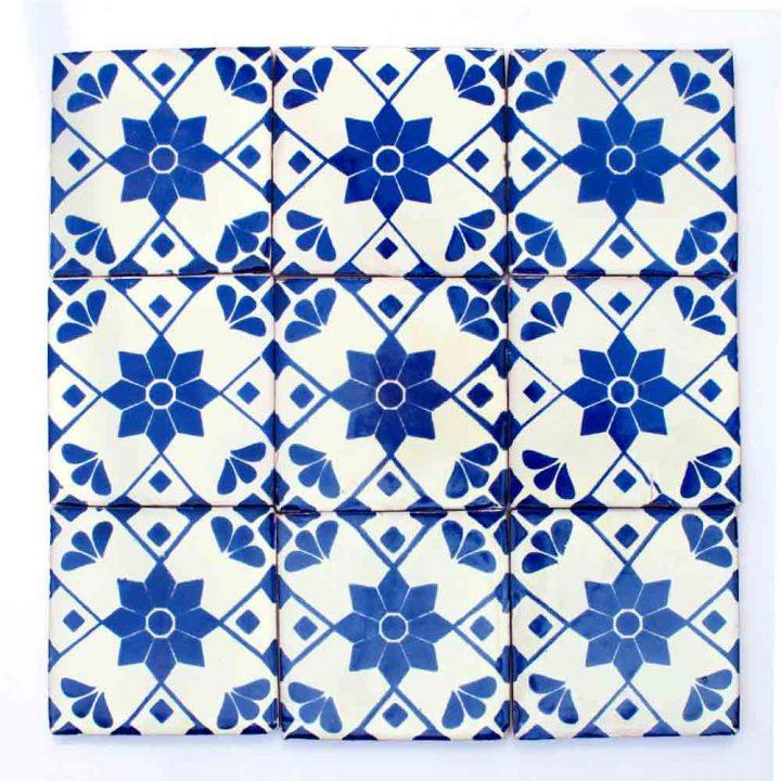 Beatriz hand made wall tiles