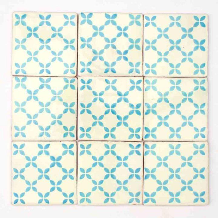 herendira hand made wall tiles