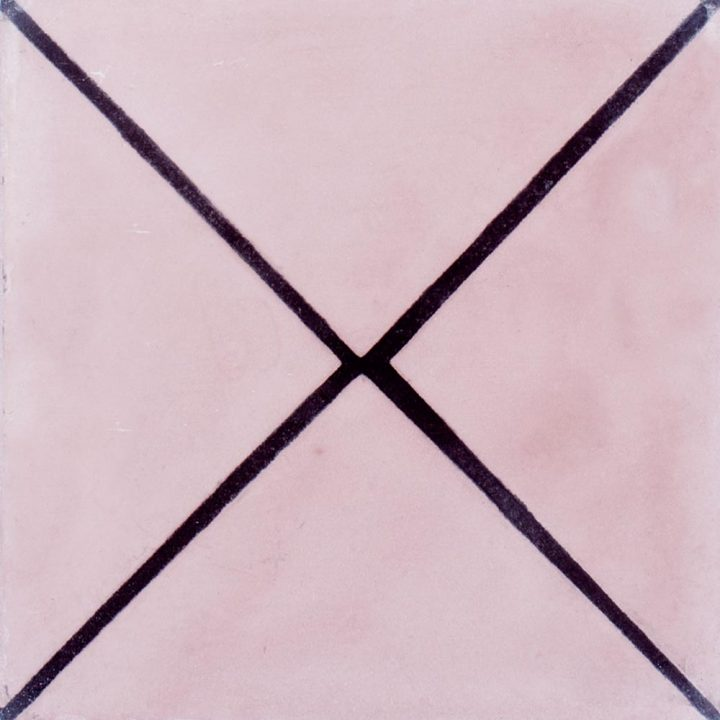 fishnet encaustic tiles