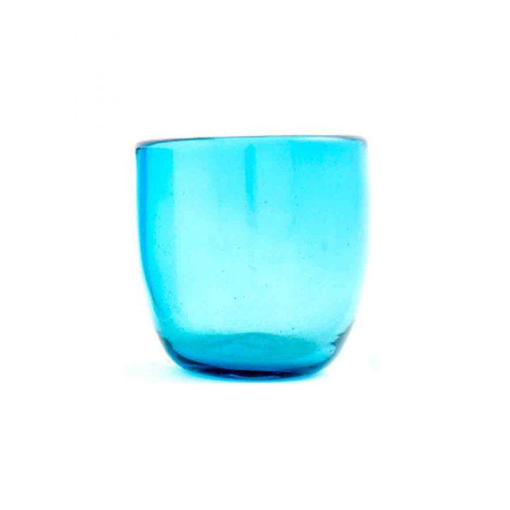 turquoise night light