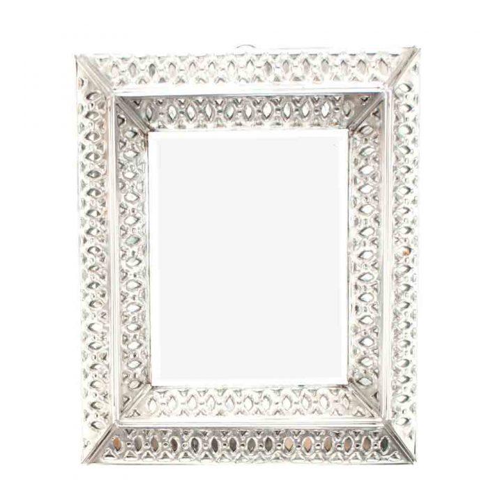 celtic knot tin mirror