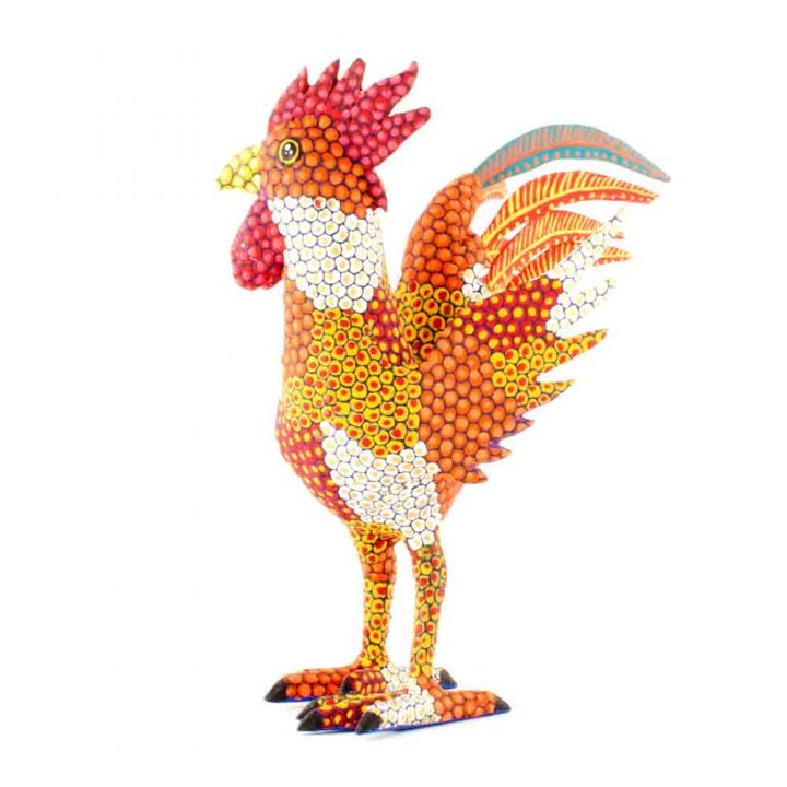 chicken Oaxaca