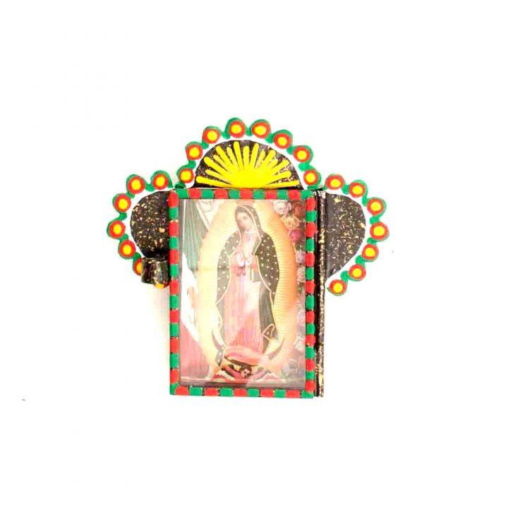 Virgin of Guadaloupe niche