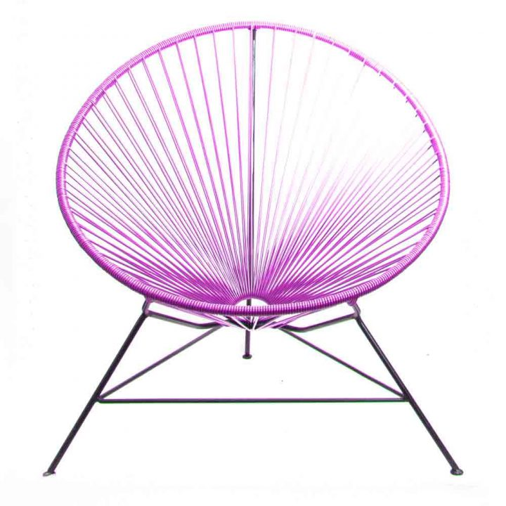Pink condessa chair