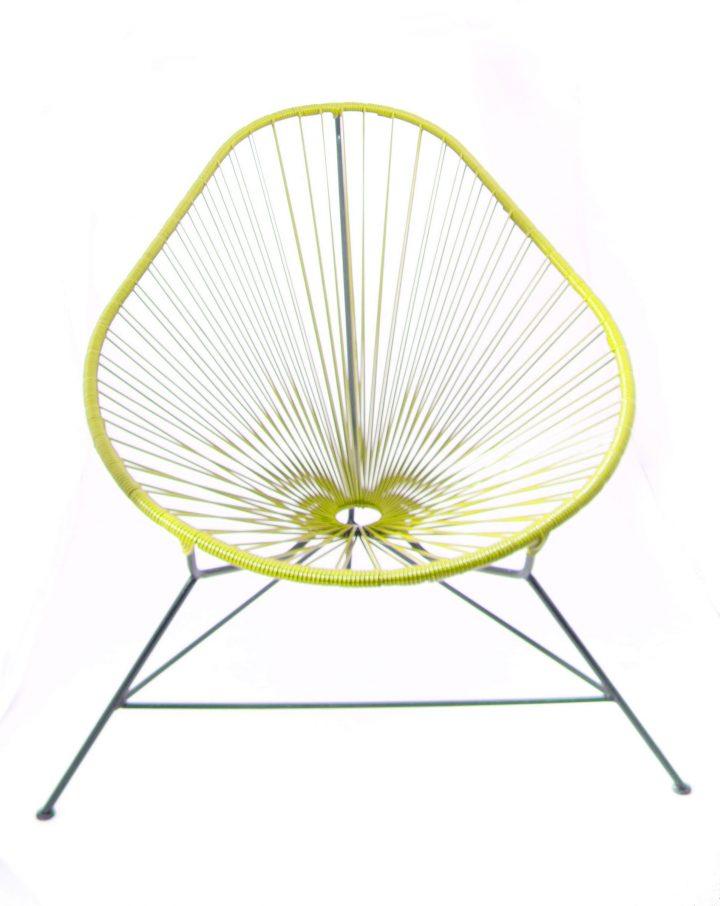 Yellow Acapulco chairs