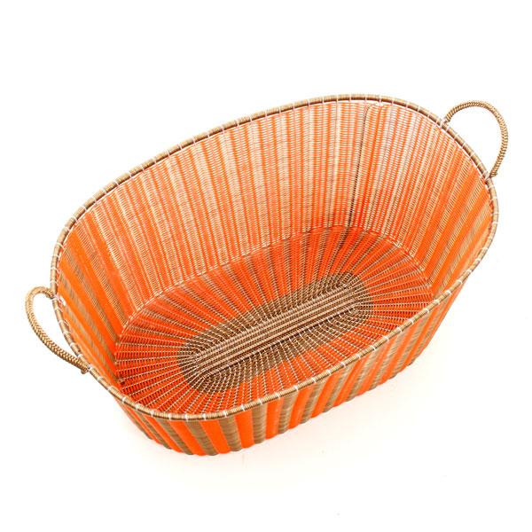 gold and organ ironing basket