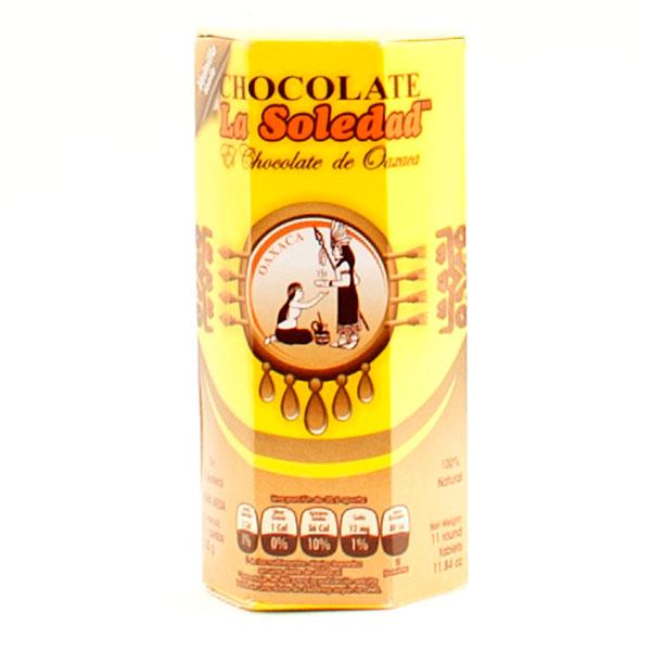 Vanilla Mexican hot chocolate