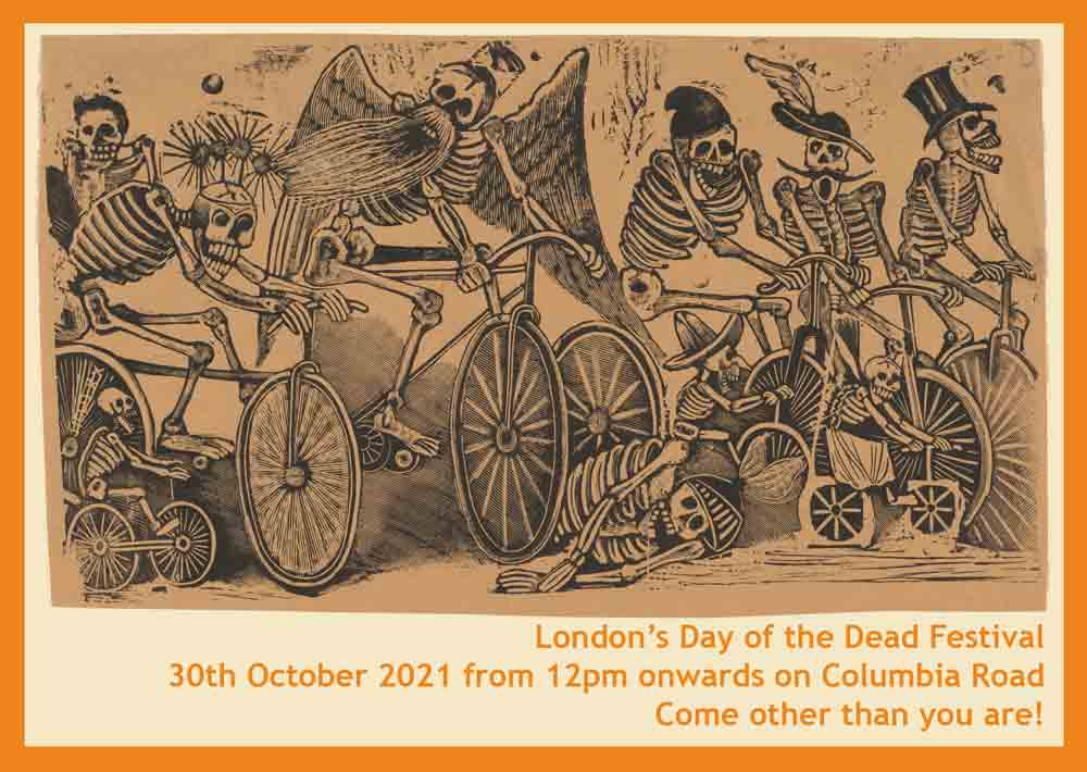 London day of the dead