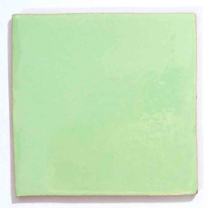claro green Mexican tile