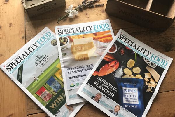 The UK's largest circulated trade magazine for fine food