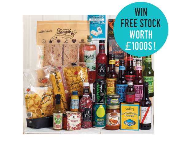 Win free stock worth thousands of pounds
