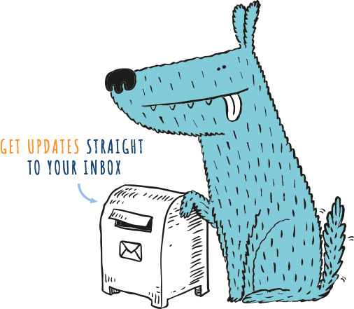 Get updates straight to your inbox