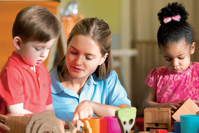 teach early years