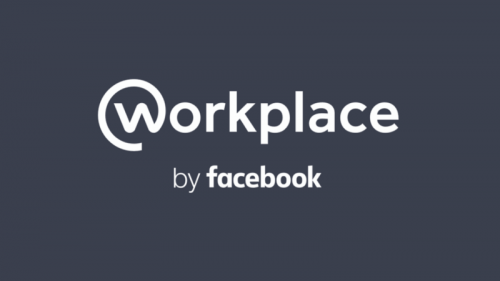 Workplace Facebook launch