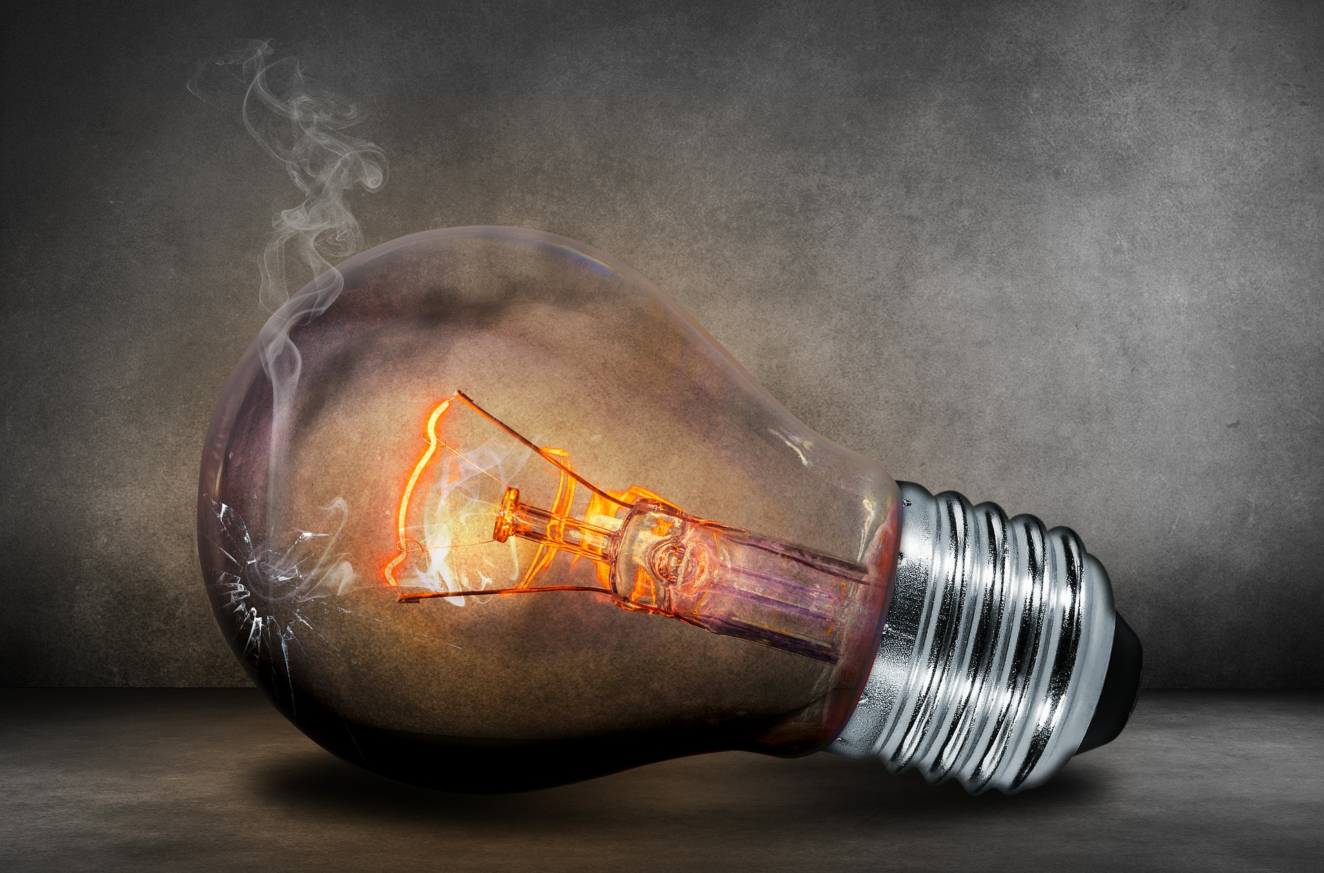 Don't Be Left In The Dark By Business Energy Theft