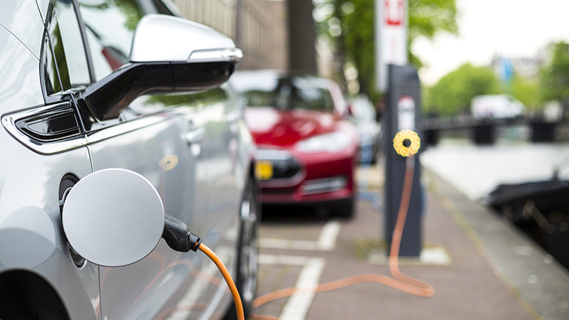UK's Growing Demand For EV Chargepoints
