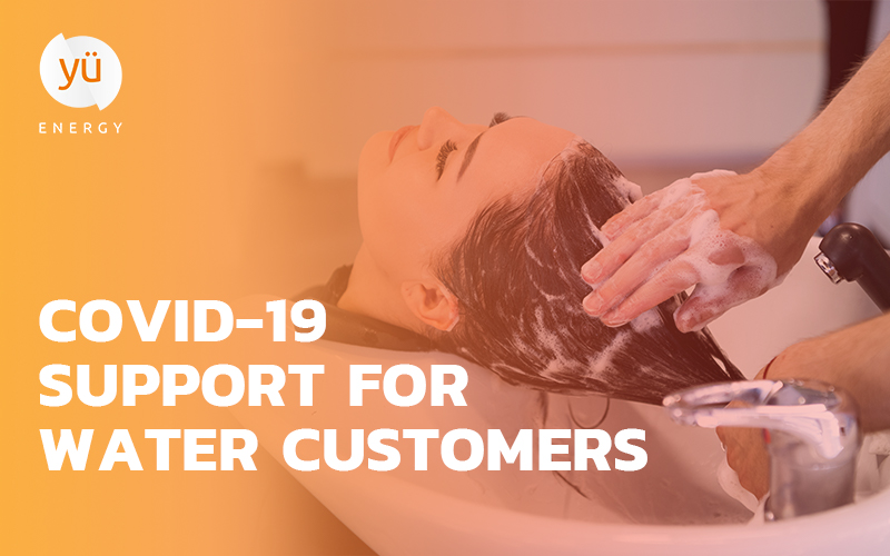 Support for Water Customers During COVID-19