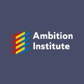 Ambition logo blue