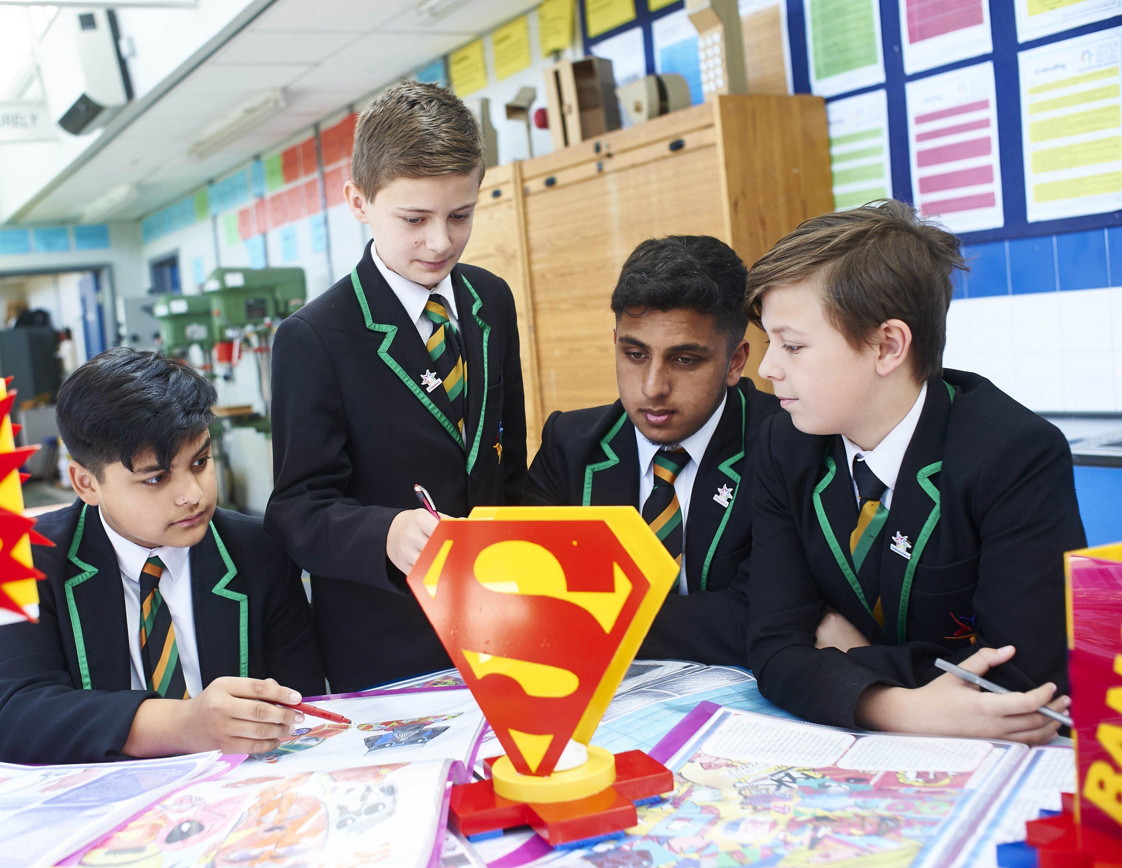 Upper Bateley School